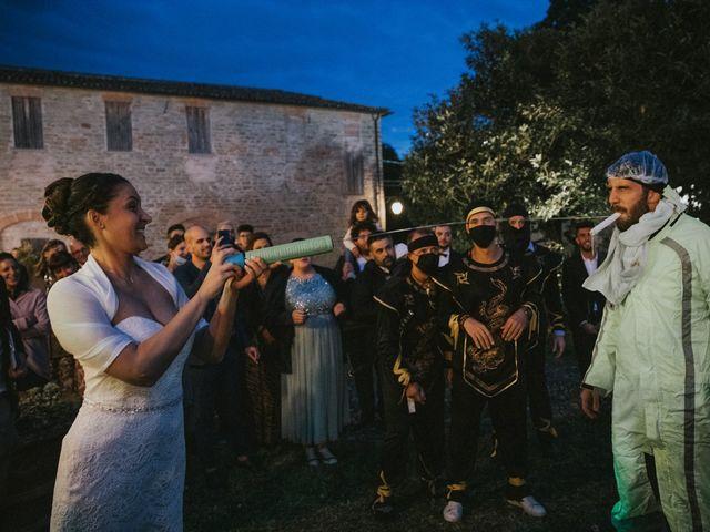 Il matrimonio di Daniele e Giulia a Lugo, Ravenna 196