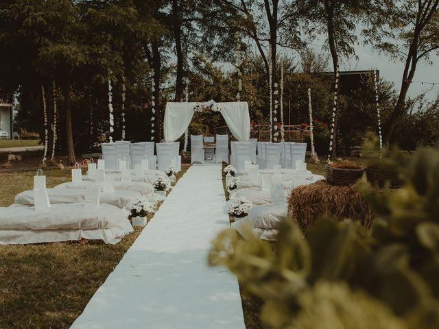 Il matrimonio di Marcello e Monique a Cassolnovo, Pavia 1