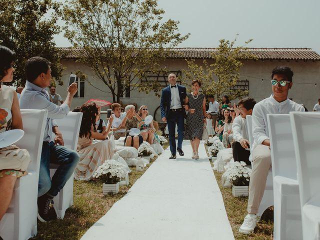 Il matrimonio di Marcello e Monique a Cassolnovo, Pavia 15