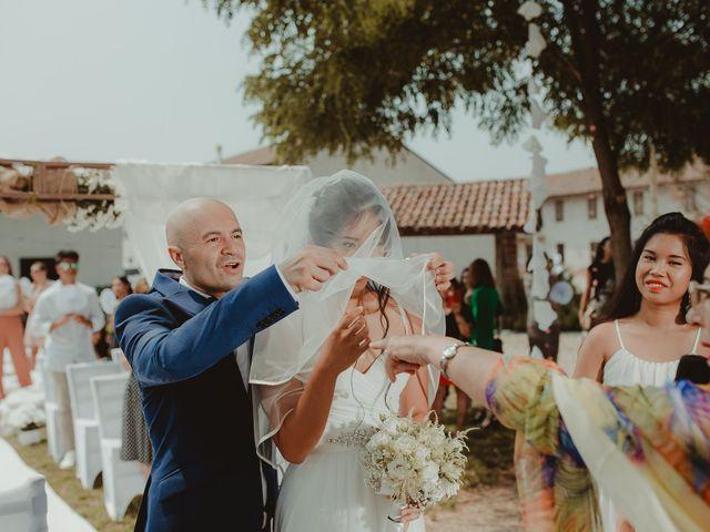 Il matrimonio di Marcello e Monique a Cassolnovo, Pavia 18