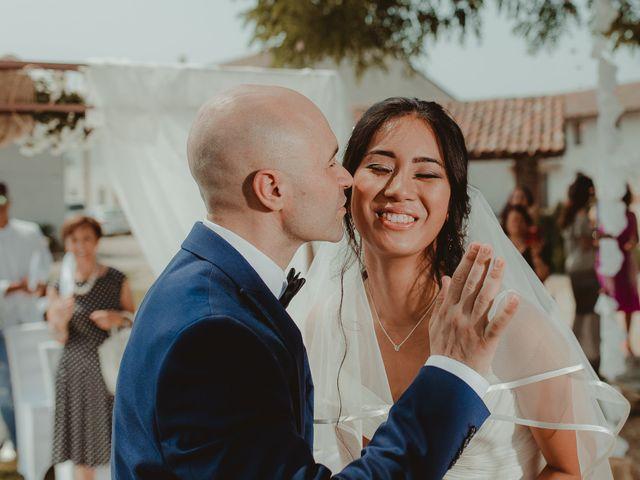 Il matrimonio di Marcello e Monique a Cassolnovo, Pavia 19