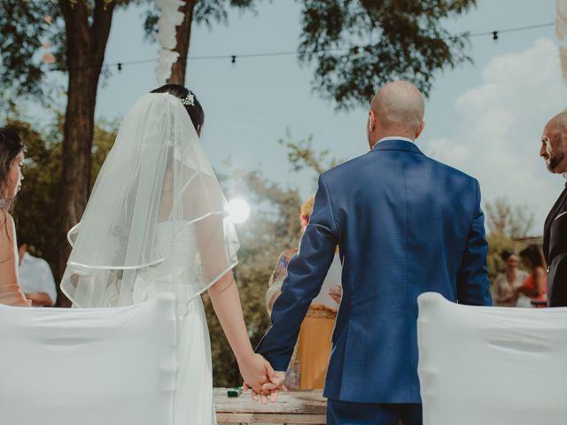 Il matrimonio di Marcello e Monique a Cassolnovo, Pavia 21