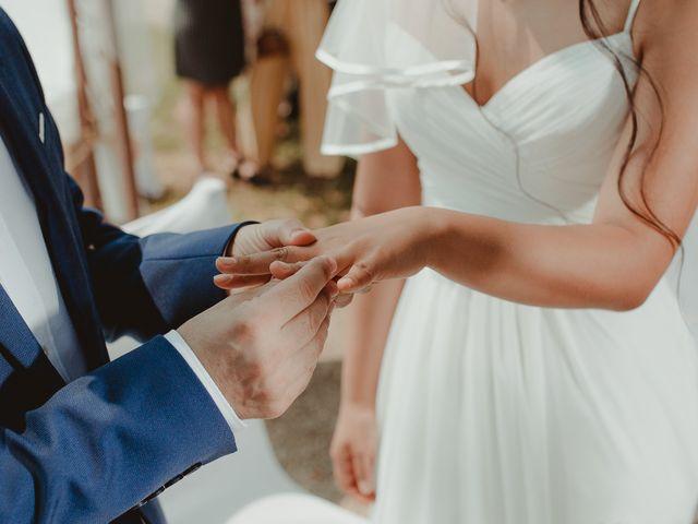 Il matrimonio di Marcello e Monique a Cassolnovo, Pavia 25