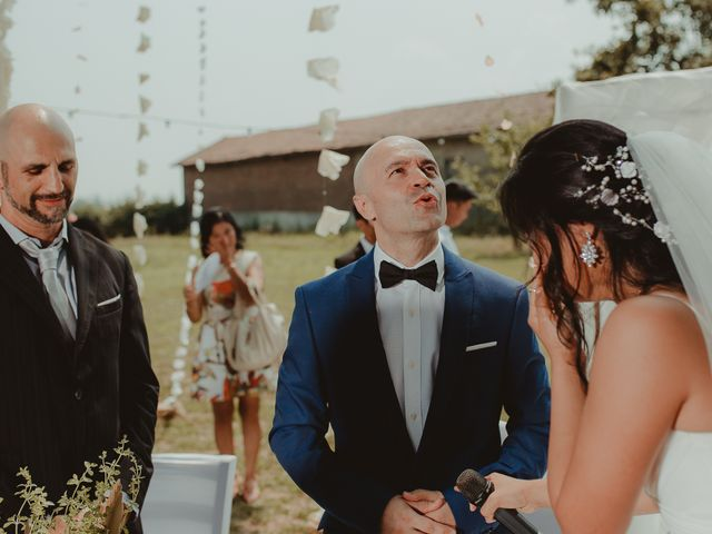 Il matrimonio di Marcello e Monique a Cassolnovo, Pavia 29