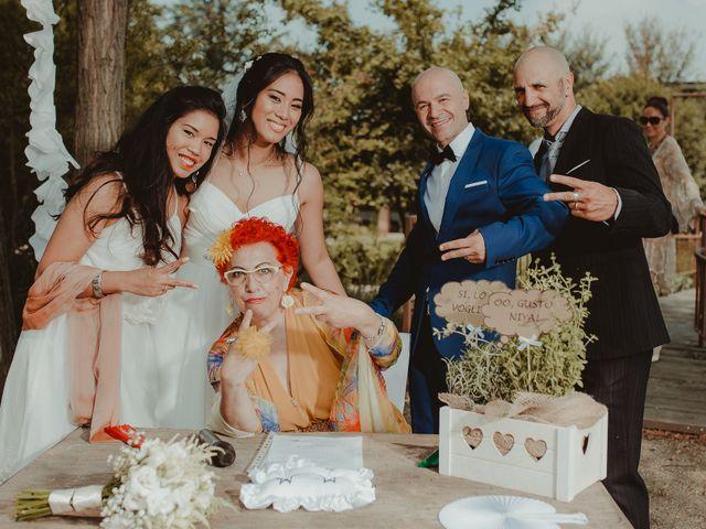 Il matrimonio di Marcello e Monique a Cassolnovo, Pavia 30
