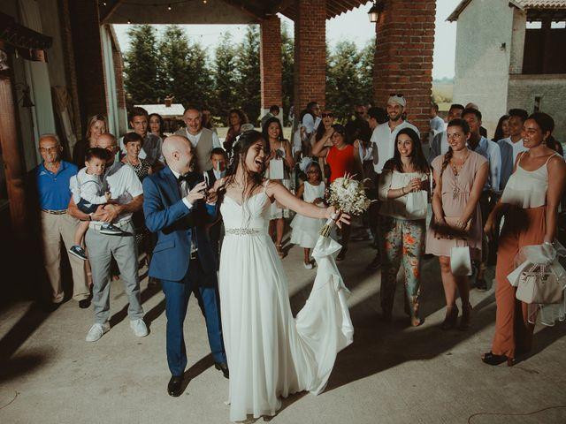 Il matrimonio di Marcello e Monique a Cassolnovo, Pavia 32