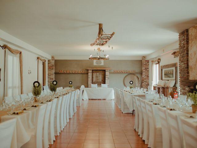 Il matrimonio di Marcello e Monique a Cassolnovo, Pavia 33