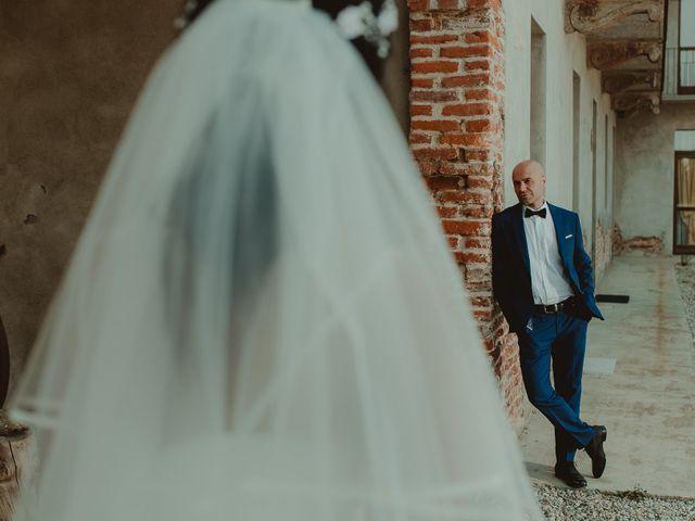 Il matrimonio di Marcello e Monique a Cassolnovo, Pavia 39