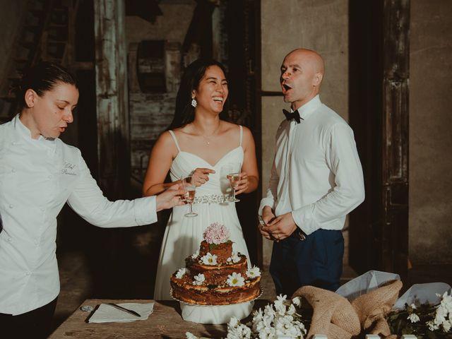 Il matrimonio di Marcello e Monique a Cassolnovo, Pavia 59