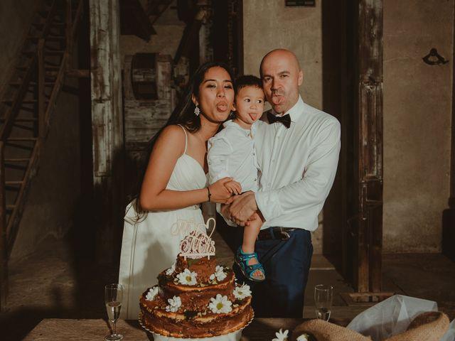 Il matrimonio di Marcello e Monique a Cassolnovo, Pavia 61
