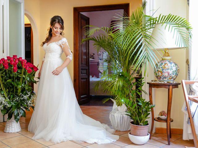 Il matrimonio di Nadia e Vittorio a Napoli, Napoli 14
