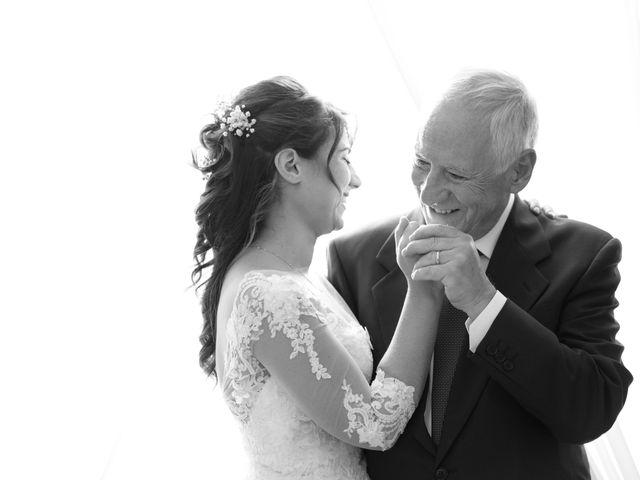 Il matrimonio di Nadia e Vittorio a Napoli, Napoli 15
