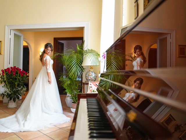 Il matrimonio di Nadia e Vittorio a Napoli, Napoli 16