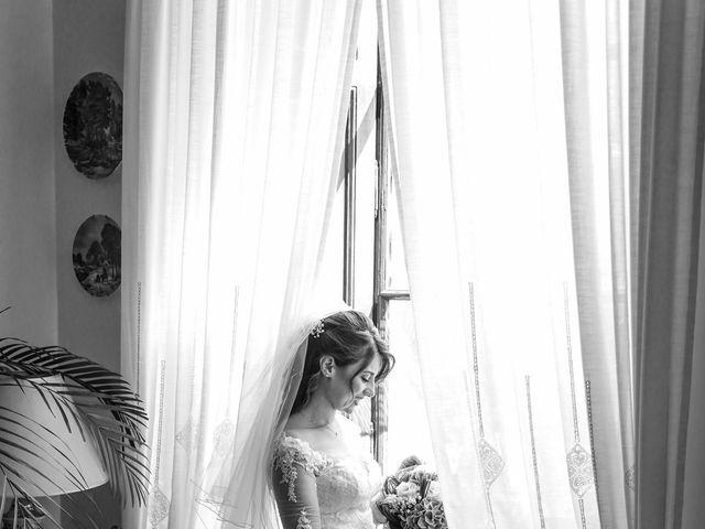 Il matrimonio di Nadia e Vittorio a Napoli, Napoli 21
