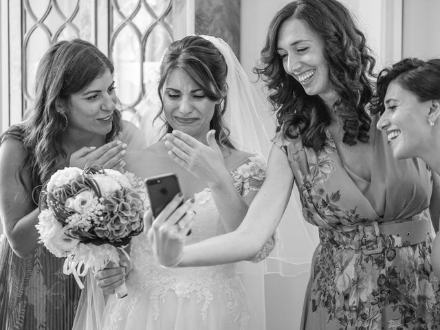 Il matrimonio di Nadia e Vittorio a Napoli, Napoli 23
