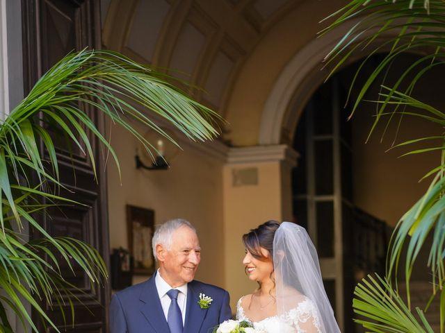Il matrimonio di Nadia e Vittorio a Napoli, Napoli 25