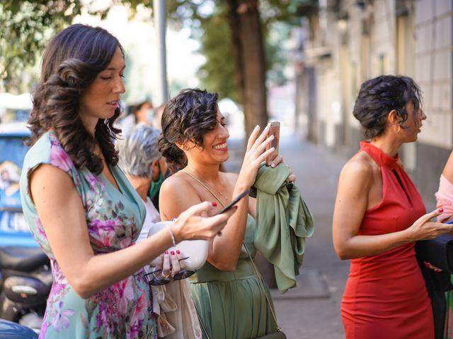Il matrimonio di Nadia e Vittorio a Napoli, Napoli 26