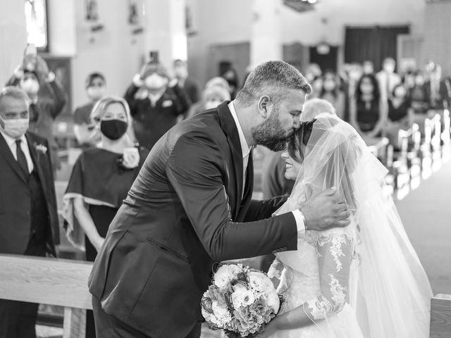 Il matrimonio di Nadia e Vittorio a Napoli, Napoli 31