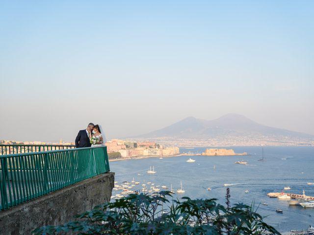 Il matrimonio di Nadia e Vittorio a Napoli, Napoli 37