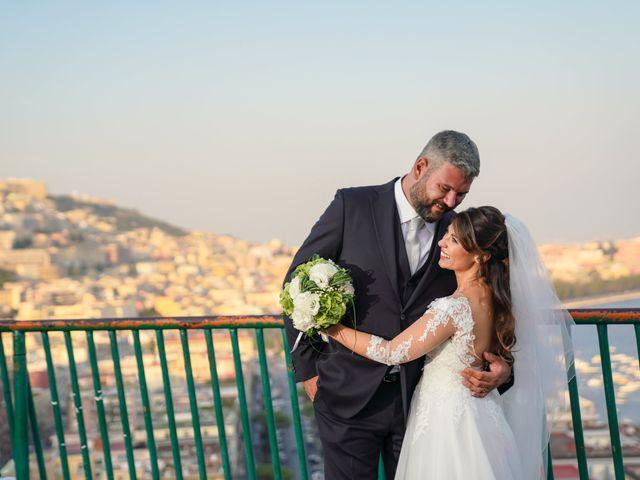 Il matrimonio di Nadia e Vittorio a Napoli, Napoli 39