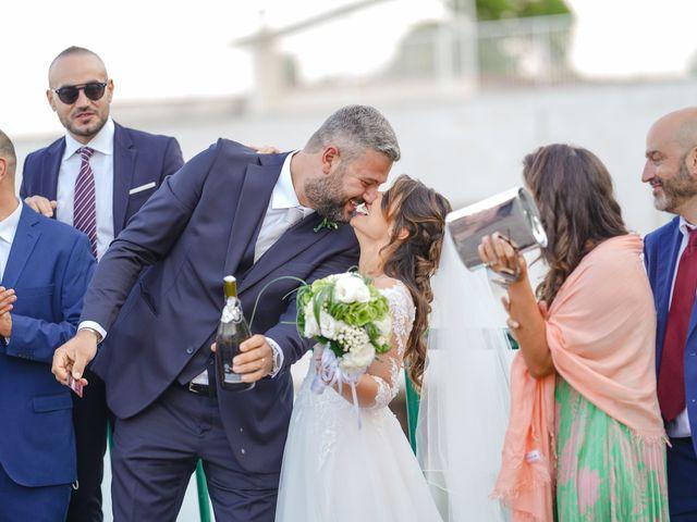 Il matrimonio di Nadia e Vittorio a Napoli, Napoli 40