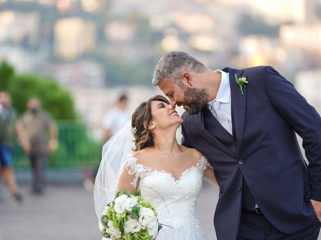 Il matrimonio di Nadia e Vittorio a Napoli, Napoli 42