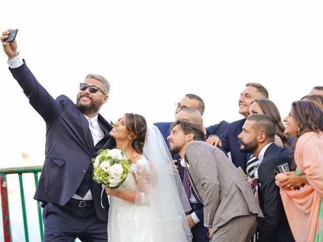 Il matrimonio di Nadia e Vittorio a Napoli, Napoli 43