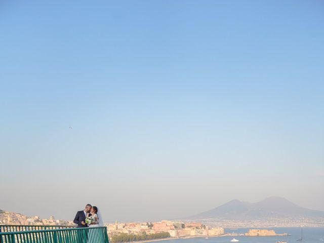Il matrimonio di Nadia e Vittorio a Napoli, Napoli 44