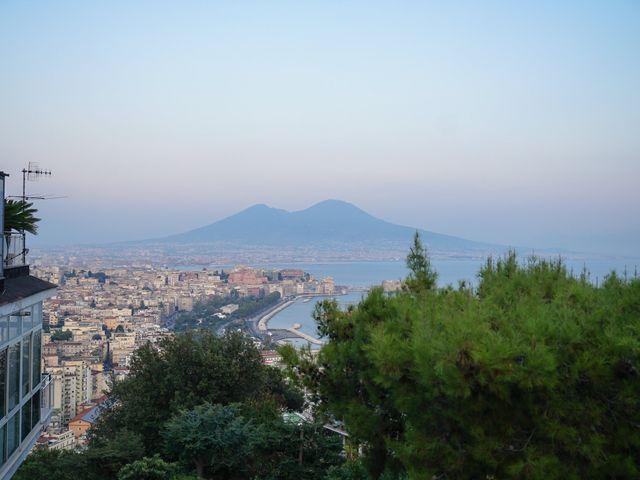 Il matrimonio di Nadia e Vittorio a Napoli, Napoli 46