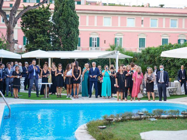 Il matrimonio di Nadia e Vittorio a Napoli, Napoli 54