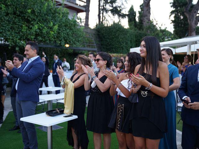 Il matrimonio di Nadia e Vittorio a Napoli, Napoli 55