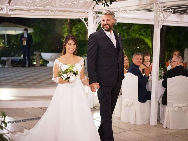 Il matrimonio di Nadia e Vittorio a Napoli, Napoli 56