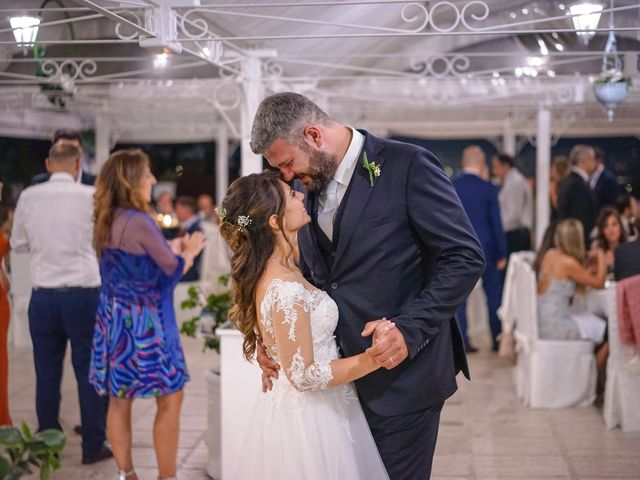 Il matrimonio di Nadia e Vittorio a Napoli, Napoli 61