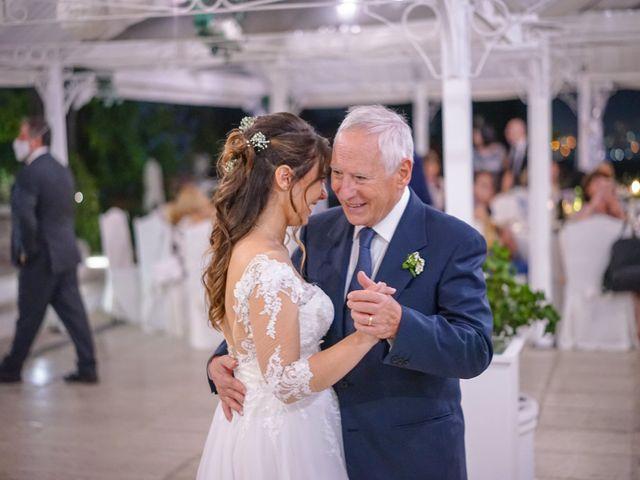 Il matrimonio di Nadia e Vittorio a Napoli, Napoli 63