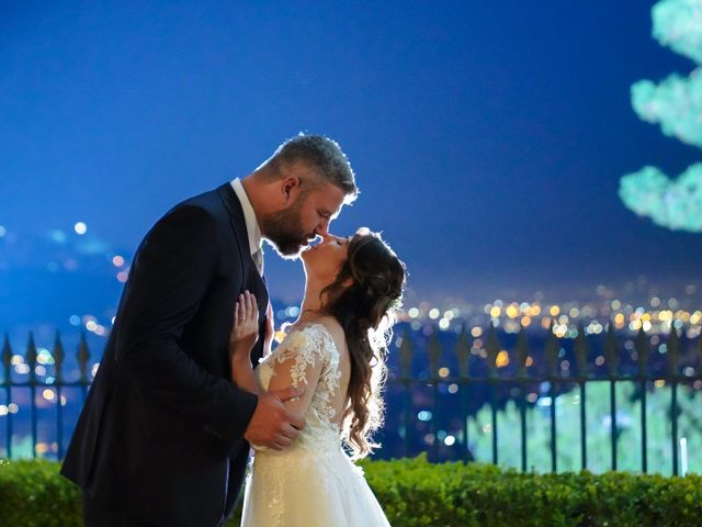 Il matrimonio di Nadia e Vittorio a Napoli, Napoli 1