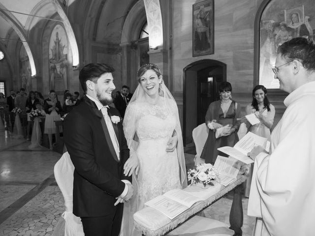 Il matrimonio di Brian e Federica a Mapello, Bergamo 27