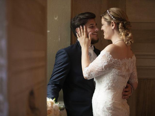 Il matrimonio di Brian e Federica a Mapello, Bergamo 32