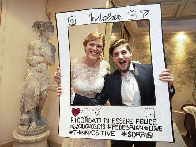 Il matrimonio di Brian e Federica a Mapello, Bergamo 33