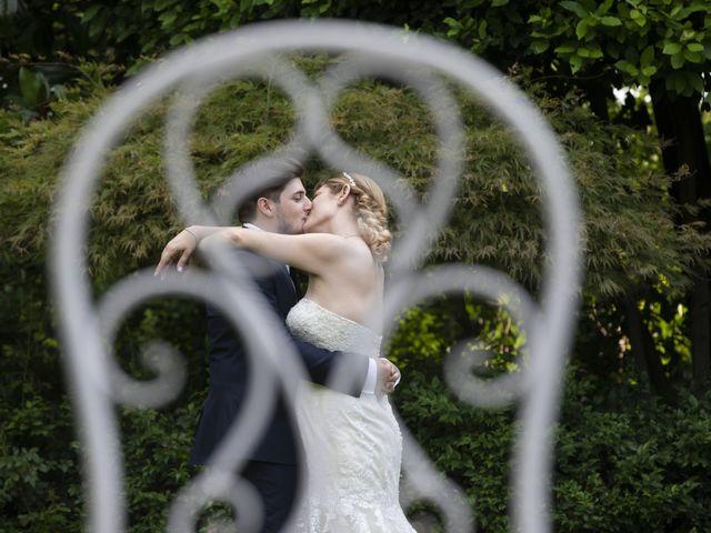 Il matrimonio di Brian e Federica a Mapello, Bergamo 43