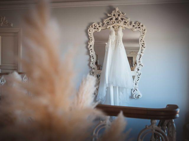 Il matrimonio di Fabrizio e Laura a Civitavecchia, Roma 1