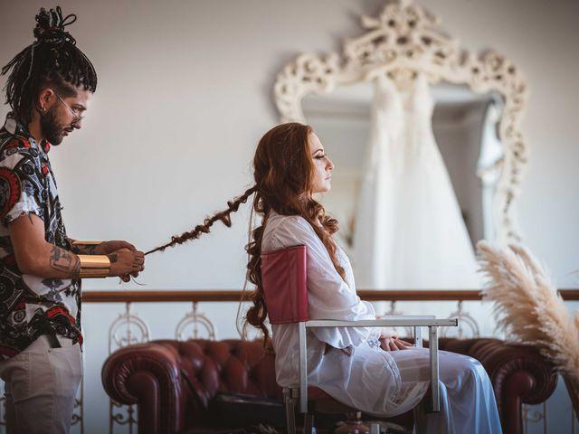 Il matrimonio di Fabrizio e Laura a Civitavecchia, Roma 6