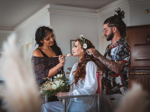 Il matrimonio di Fabrizio e Laura a Civitavecchia, Roma 13