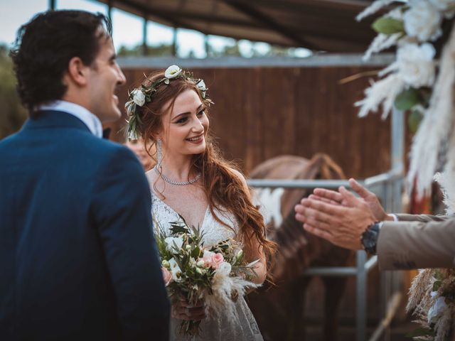 Il matrimonio di Fabrizio e Laura a Civitavecchia, Roma 31