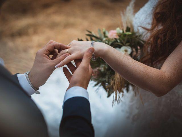 Il matrimonio di Fabrizio e Laura a Civitavecchia, Roma 33