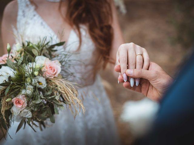 Il matrimonio di Fabrizio e Laura a Civitavecchia, Roma 34