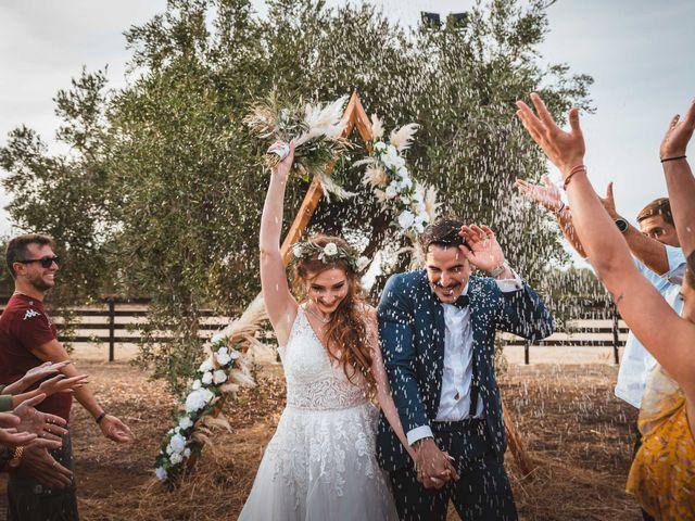 Il matrimonio di Fabrizio e Laura a Civitavecchia, Roma 36