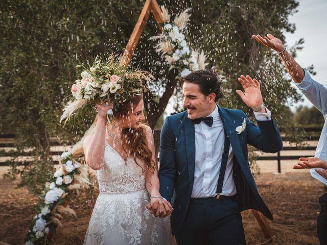 Il matrimonio di Fabrizio e Laura a Civitavecchia, Roma 37