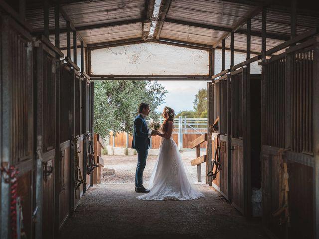 Il matrimonio di Fabrizio e Laura a Civitavecchia, Roma 40