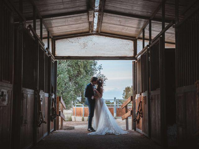 Il matrimonio di Fabrizio e Laura a Civitavecchia, Roma 41