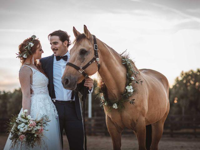 Il matrimonio di Fabrizio e Laura a Civitavecchia, Roma 46